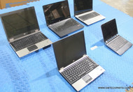 "187X HP MIXED MODEL LAPTOPS - OLDER GENERATION - ""B"" GRADE - COSMETIC IMPERFECTIONS"