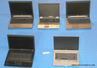 "104X HP MIXED MODEL LAPTOPS - CORE I SERIES & EQUIVALENT - ""B"" GRADE - COSMETIC IMPERFECTIONS"