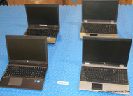 "301X HP PROBOOK 6500 SERIES LAPTOPS - ""B"" GRADE - COSMETIC IMPERFECTIONS"