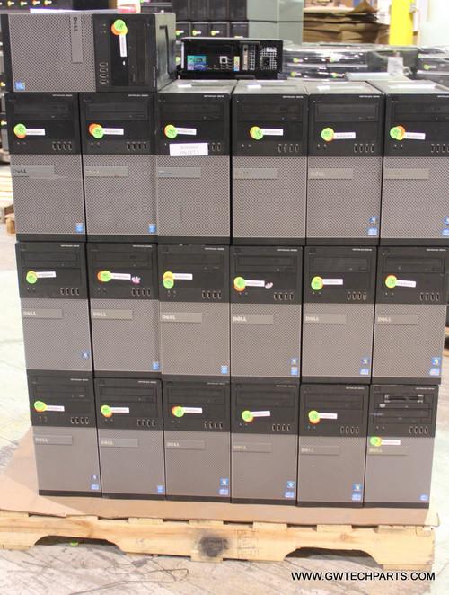 43X DELL OPTIPLEX 9020 / 9010 COMPUTERS -