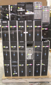 203X HP COMPUTERS WITH MISSING PARTS / OTHER ISSUES - CORE 2 SERIES & EQUIVALENT
