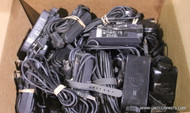 176X DELL GENUINE AC ADAPTERS -19.5V 3.4A - MIXED MODELS