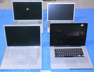 "39X APPLE MACBOOK LAPTOPS - MIXED MODELS -CORE 2 DUO- GRADE ""B"" -COSMETIC ISSUES"