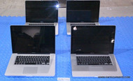 "29X APPLE MACBOOK LAPTOPS - MIXED MODELS -CORE I SERIES- GRADE ""B"" -COSMETIC ISSUES"