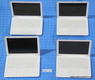 "206X APPLE MACBOOK A1342 LAPTOPS - CORE 2 DUO- GRADE ""B"" -COSMETIC ISSUES- GROUP 1"