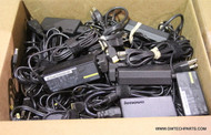 285X LENOVO BRAND LAPTOP AC ADAPTERS - RECTANGULAR BARREL STYLE