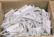 455X APPLE BRAND LAPTOP AC ADAPTERS. ROUND TIP 1.8A / 1.875A / 2.65A STYLES. MIXED MODELS