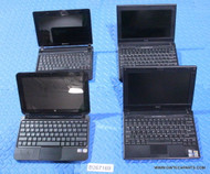 54X MIXED BRAND NETBOOK STYLE LAPTOPS -