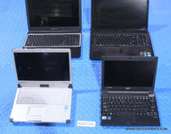 "142X MIXED BRAND LAPTOPS - NEWER GENERATION - GRADE ""B"""