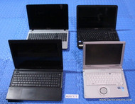 "282X MIXED BRAND LAPTOPS - NEWER GENERATION - GRADE ""C"""