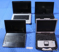 "323X MIXED BRAND LAPTOPS - OLDER GENERATION - GRADE ""C"""