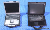 72X PANASONIC TOUGHBOOKS LAPTOPS WITH SCREEN ISSUES