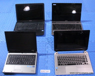 129X TOSHIBA LAPTOPS - NEWER GENERATION - SCREEN ISSUES