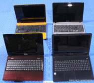 256X MIXED BRAND LAPTOPS - NEWER GENERATION - SCREEN ISSUES