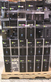 192X HP TOWER COMPUTERS WITH COSMETIC ISSUES - NEWER GENERATION