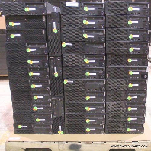 269X LENOVO THINKCENTRE M90P/M91P/M92P/M93P DESKTOP COMPUTERS - CORE I  SERIES