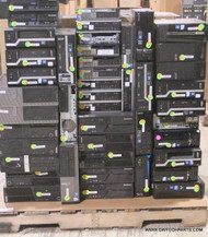 153X MIXED BRAND OLDER GENERATION COMPUTERS WITH COSMETIC ISSUES