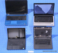213X DELL LAPTOPS - MIXED MODELS - NEWER GENERATION- SCREEN / OTHER ISSUES
