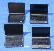 "227X DELL LATITUDE E5000 SERIES LAPTOPS - GRADE ""B"" - COSMETIC ISSUES"