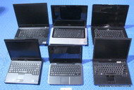 "73X DELL LAPTOPS - MIXED MODELS - OLDER GENERATION - GRADE ""A"""