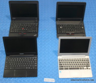 312X SAMSUNG / TOSHIBA / LENOVO CHROMEBOOK LAPTOPS - SCREEN & FUNCTION ISSUES