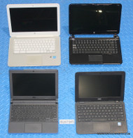 442X HP / DELL / ASUS CHROMEBOOK LAPTOPS - SCREEN & FUNCTION ISSUES
