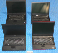 125X DELL LAPTOPS - MIXED OLDER MODELS - SCREEN / FUNCTION ISSUES