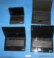 105X DELL LAPTOPS - MIXED OLDER MODELS - SCREEN / FUNCTION ISSUES