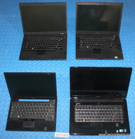 "89X DELL LAPTOPS - MIXED OLDER MODELS - GRADE ""B"" COSMETIC ISSUES"