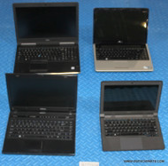 "164X DELL LAPTOPS - MIXED NEWER MODELS - GRADE ""B"" COSMETIC ISSUES"