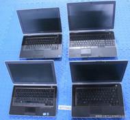 """221X DELL LATITUDE LAPTOPS - E6500 / E6400 / E6300 SERIES - GRADE """"B"""" - COSMETIC ISSUES"""