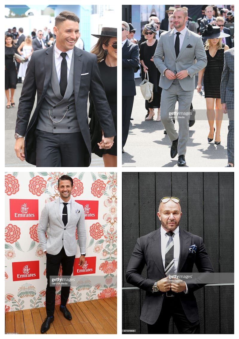 Derby Day men's outfits