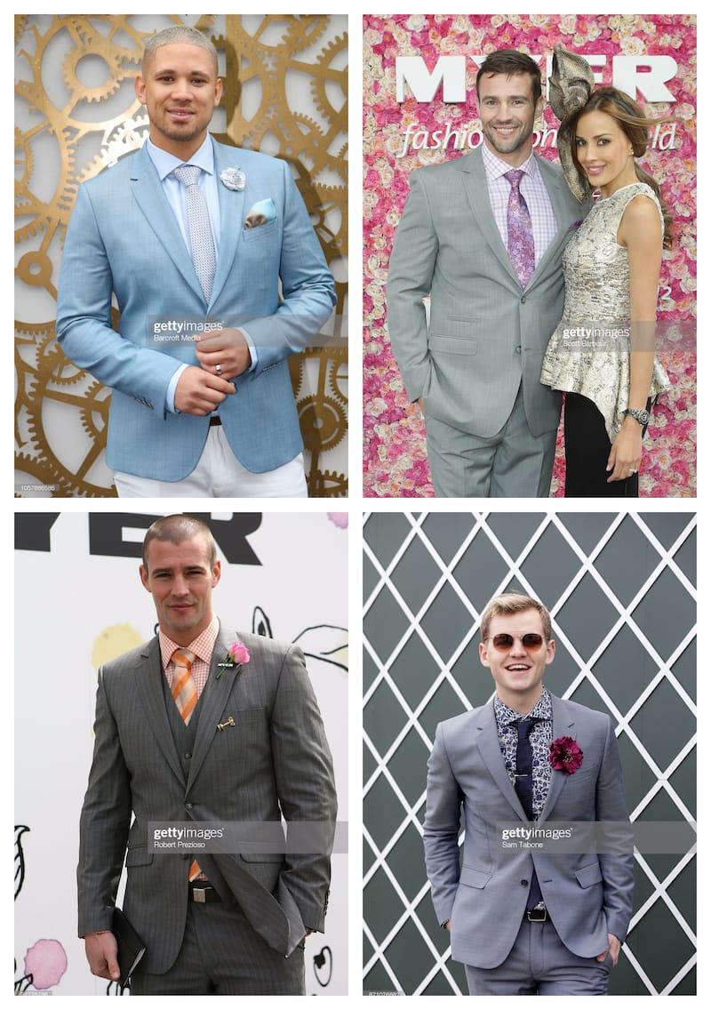Oak's Day men's fashion