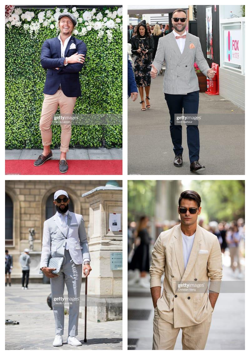 Stake's Day men's fashion