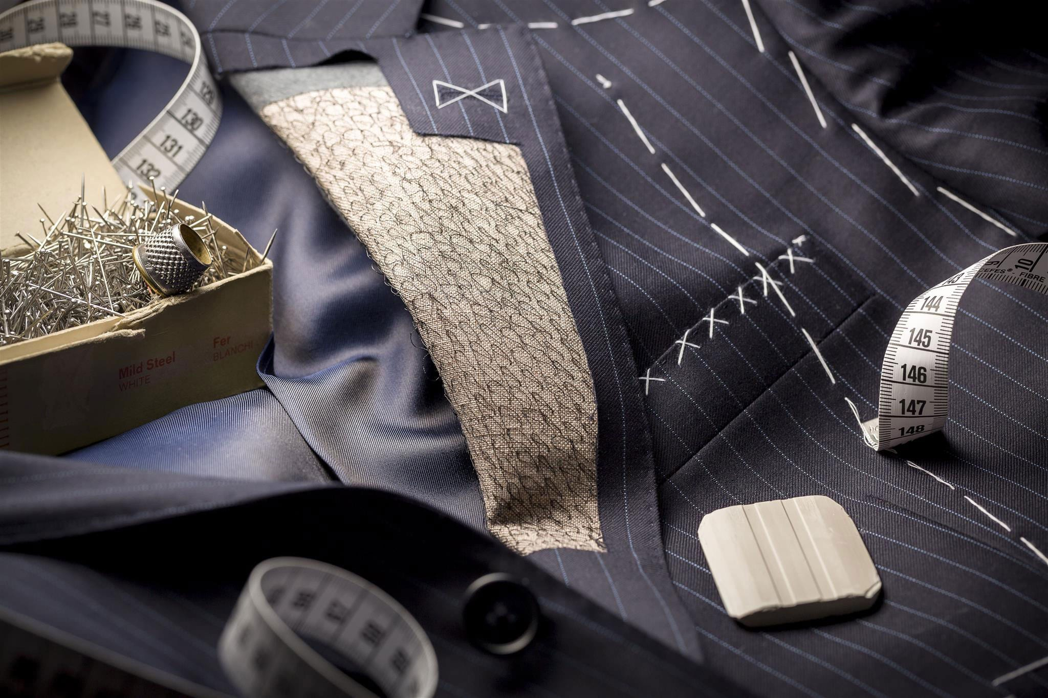 altering mens suits