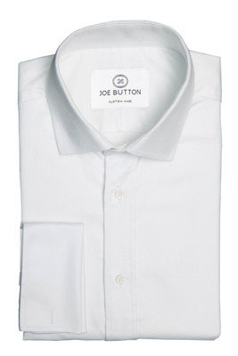 Alistair Premium White Twill