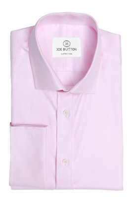 Alistair Premium Pink Twill