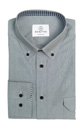 Miles Light Grey Chambray