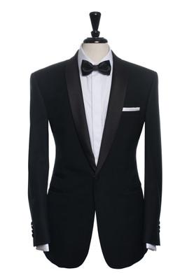 Henrik Black Tuxedo