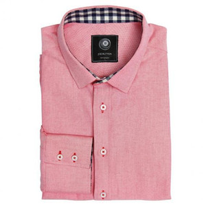 THE RED OXFORD SHIRT (WOMEN)