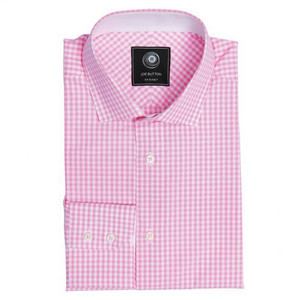 THE PINK GINGHAM SHIRT (WOMEN)
