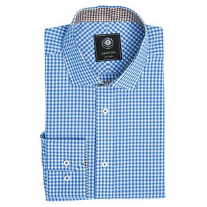 THE BLUE GINGHAM SHIRT (WOMEN)