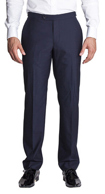 THE DARK NAVY TUXEDO PANTS