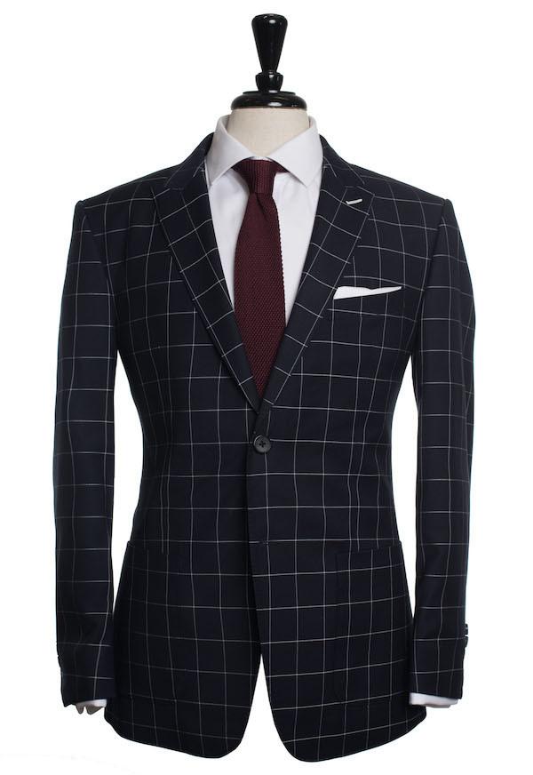 928e3c3788523 Men  Denton Two Piece Suit. Image 1