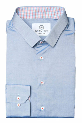 Kennedy Light Blue Oxford Shirt