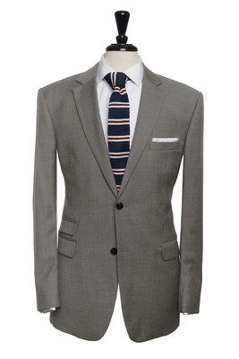 Dawson Grey Pinhead Suit
