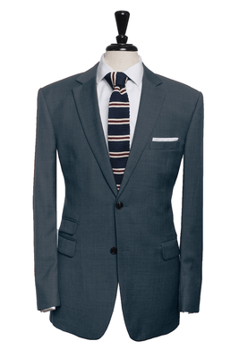 Lewis Prussian Blue Suit