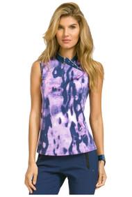 82212- Camo print sleeveless