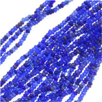 Czech Seed Beads 11/0 Blue Moon Blue Tones Mix (1 Hank)