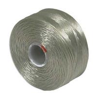 S-Lon Beading Thread Size D - Ash